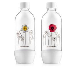 Набор из 2 Бутылок по 1Л Jet (2х1Л) Flowers in Winter