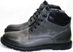 Мужские классические ботинки Ikoc 3620-3 S
