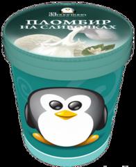 33 пингвина Пломбир на сливочках 490 мл