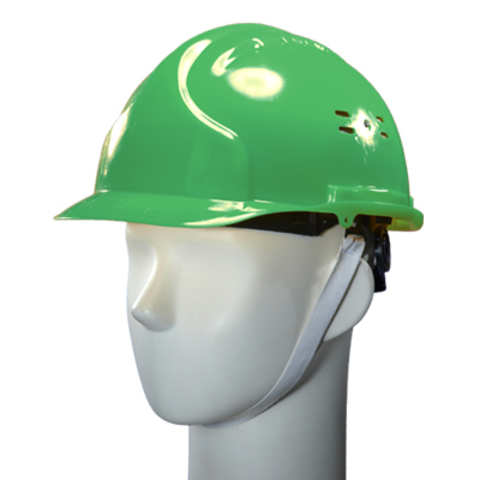Каска защитная зеленая ИСТОК ЕВРО