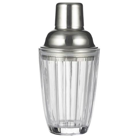 Шейкер для коктейлей стеклянный Barware 280 мл