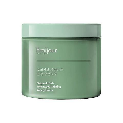 Fraijour Крем для лица увлажняющий - Original herb wormwood calming watery cream, 100мл