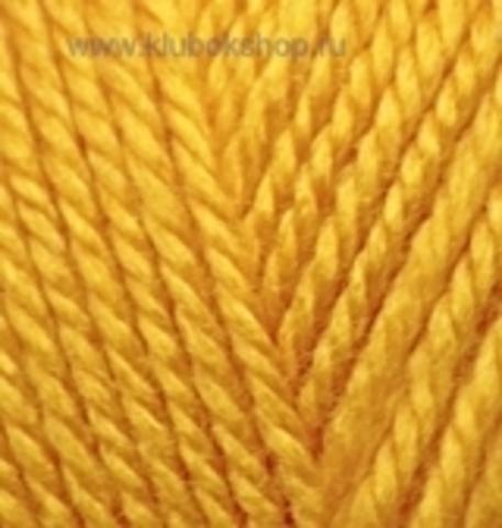 Пряжа Extra Alize Темно-желтый 488