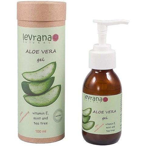 Алоэ Вера Гель для тела Супер увлажнение,снятие воспаления и тонизирование кожи