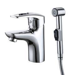 Смеситель для умывальника Iddis Carlow Plus CRPSB00i08 с гигиеническим душем