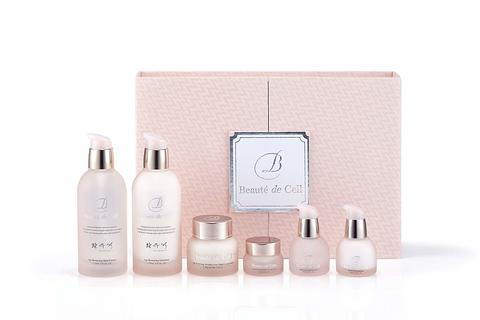 Beauté de Cell Восстанавливающий набор для ухода за кожей Age Restoring Special Skin Care Set - 3