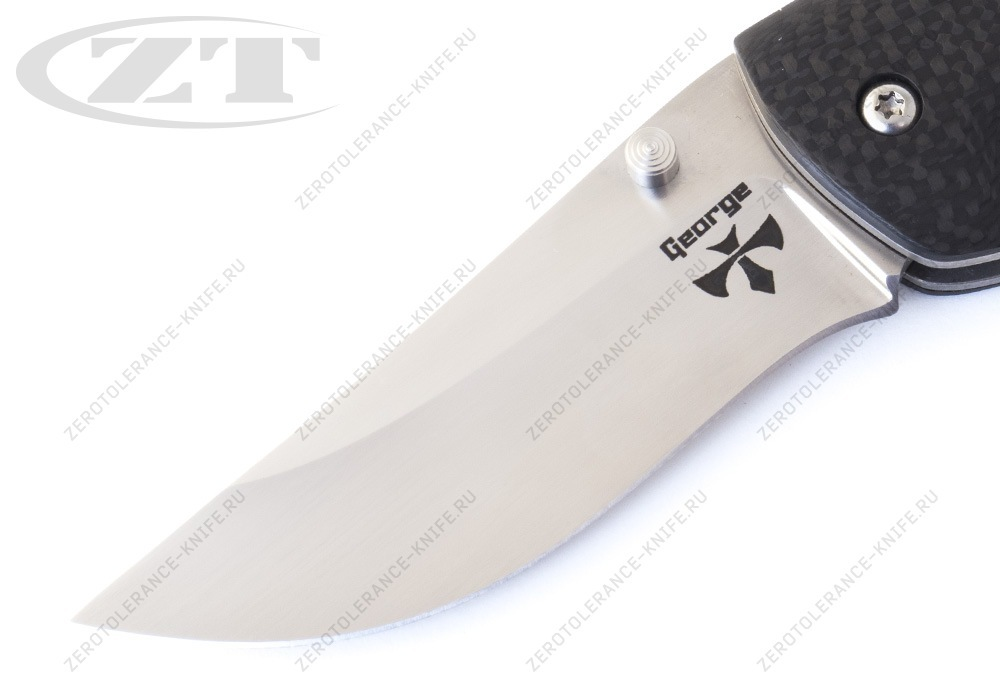 Нож Hydra Custom Les George - фотография