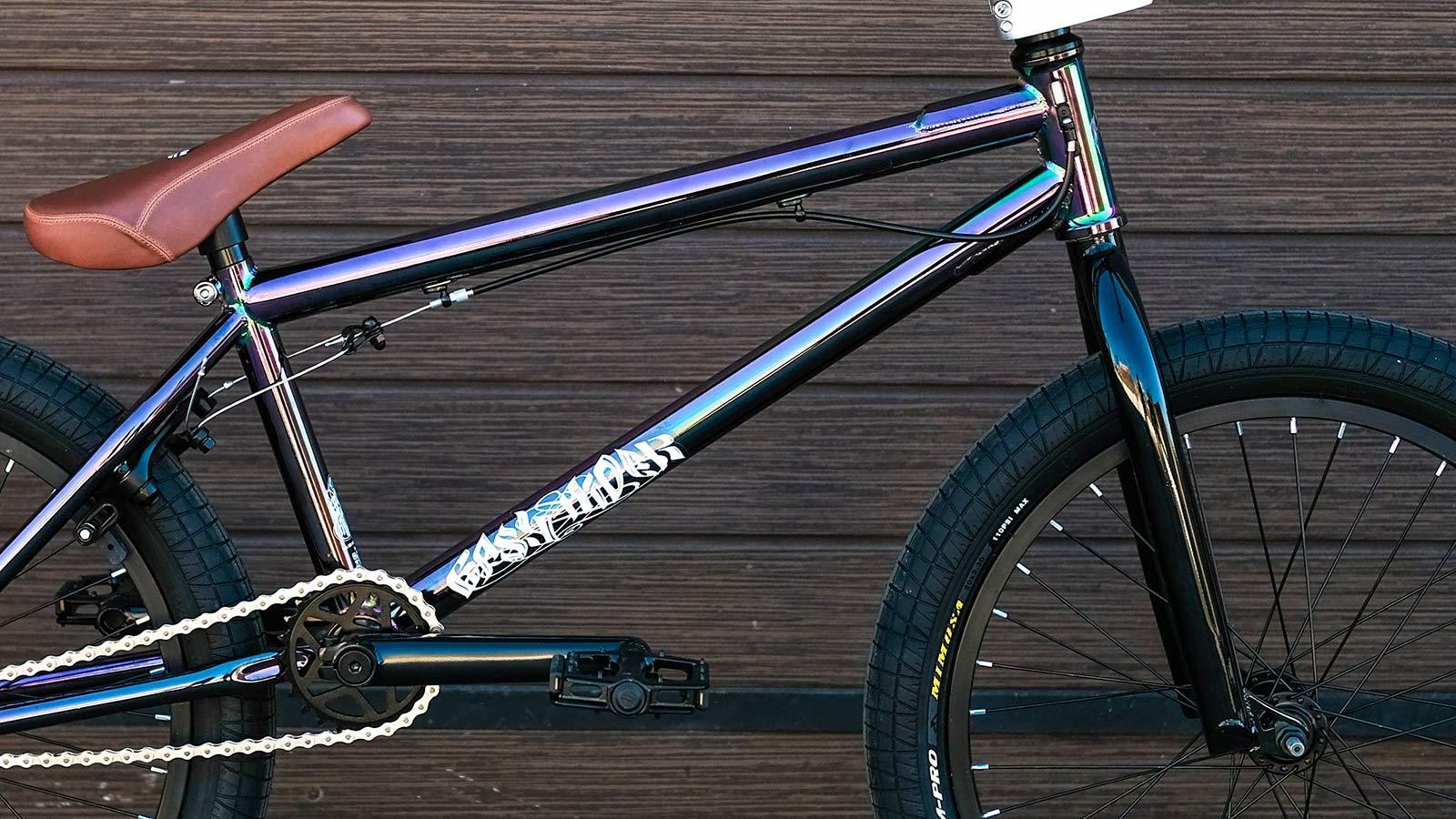 износостойкая рама велосипед бмх трюковой