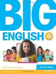Big English 6 Activity Book