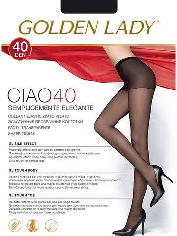 Женские колготки Ciao 40 Golden Lady
