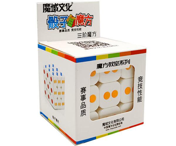 Куб MoYu MoFangJiaoShi 3x3х3 Dice Cube