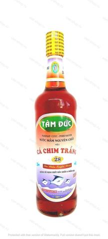Вьетнамский рыбный соус, Tam Duc, 750 мл.