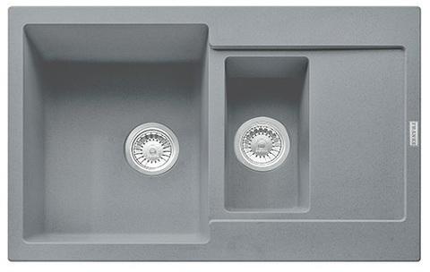 Кухонная мойка Franke Maris MRG 651-78, серый камень