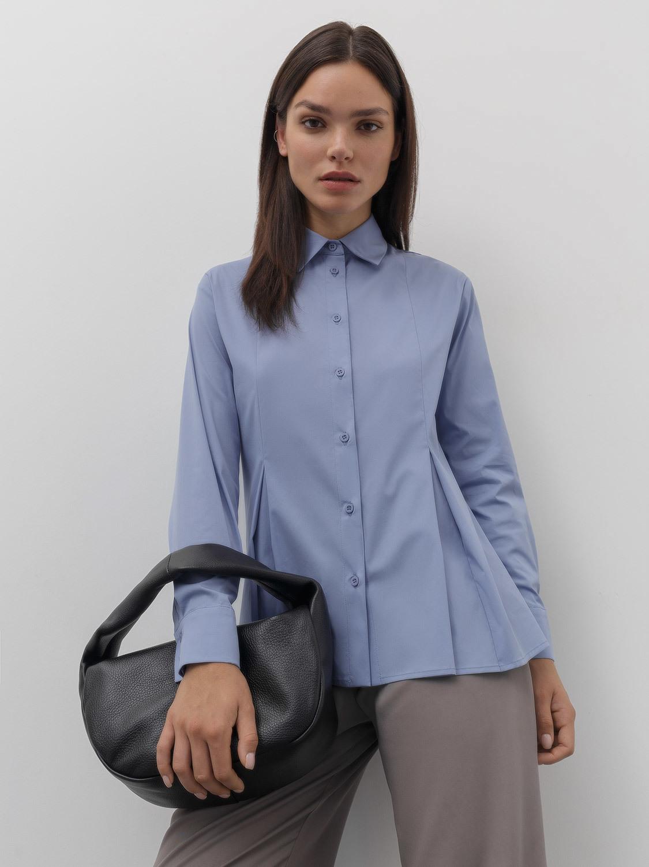 Рубашка Jasmine со встречными складками