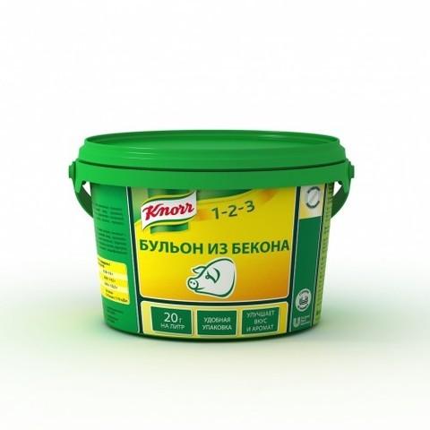 Бульон бекон 1-2-3 Knorr 2кг