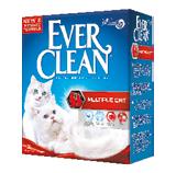Наполнители Ever Clean Multiple Cat Наполнитель для кошачьего туалета (красная полоса) комкующийся для нескольких кошек MultipleCat_s.png