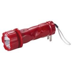 Ф.аккумуляторный ручной YJ-0912 1led 2 режима