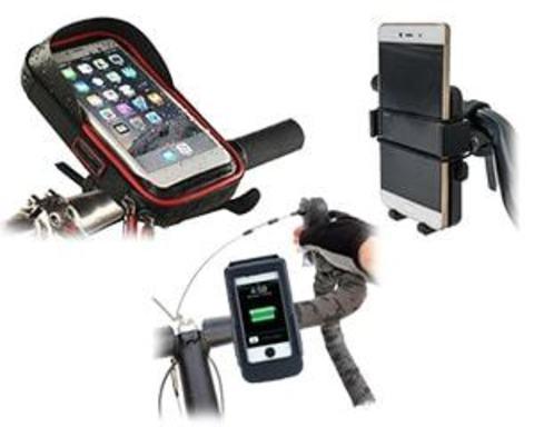 Купити кріплення на руку або кермо для смартфонів