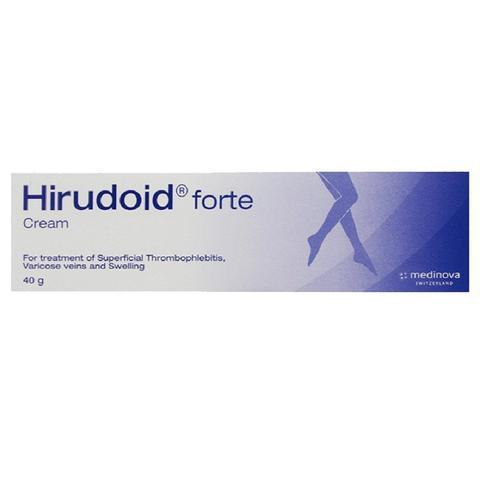 Мазь от варикоза, тромбофлебита Hirudoid forte, 20 гр.