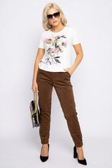 """<p>Хит сезона! Классные модные брюки удобного кроя на резинке. Функциональные карманы. Отлично сочетается с рубашкой """"Вельвет"""".Длины:44/46р-94,48/50-96).</p>"""