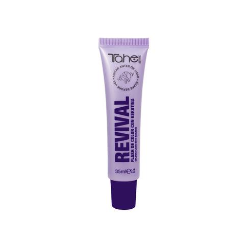 REVIVAL COLOUR FLASH №12 CLEAR Сыворотка для обновления цвета волос. Оттенок №12 прозрачный 35мл