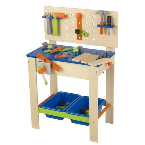 """Игровой набор """"Верстак с инструментами"""" для мальчика"""