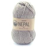 Пряжа Drops Nepal 0618 темный беж