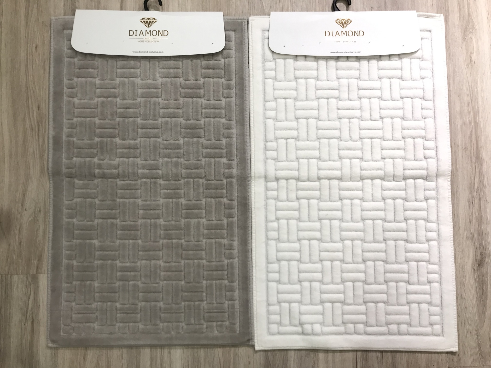 Комплект ковриков - Domino Duz