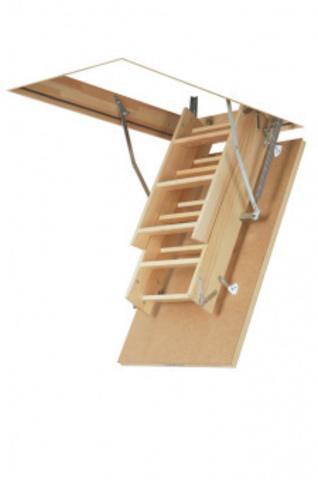 Чердачная лестница Fakro LWS Plus 70х140х305 см