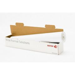 Бумага широкоформатная Xerox Inkjet Matt Coated (длина 45 м, ширина 610 мм, плотность 90 г/кв.м, белизна 145% CIE, диаметр втулки 50,8 мм)