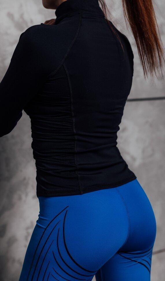 Толстовка на молнии Training jacket Basic Black