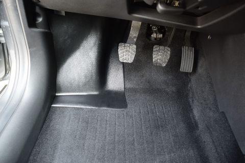 Накладкa на ковролин водителя Lada Vesta