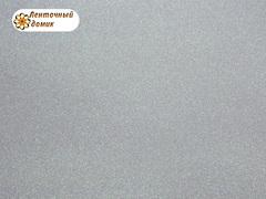 Фоамиран с блестками белый с отливом 2мм