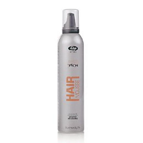 [High Tech] Brushing Mousse -  Мусс для укладки волос нормальной фиксации