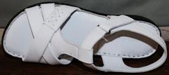 Модные женские сандали Evromoda 15 White.