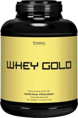 Протеин Ultimate Nutrition Whey Gold