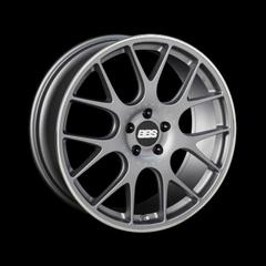 Диск колесный BBS CH-R 9x19 5x130 ET53 CB71.6 satin titanium