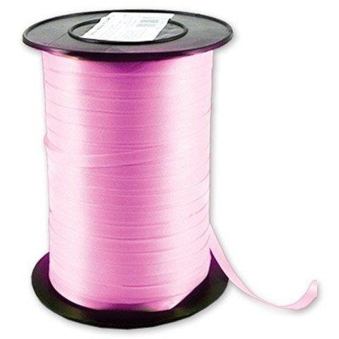 Лента 5ммХ500м розовая светл #2