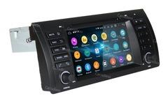 Штатная магнитола для BMW 5 E39/X5 E53 Android 9.0 4/64GB IPS DSP модель KD 7502
