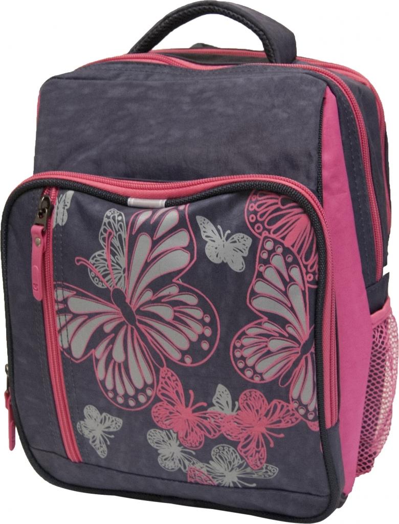 Школьные рюкзаки Рюкзак школьный Bagland Школьник 8 л. Серый/розовый (00112702) 8013c5ea1457c21c9bbebddae680c2ab.jpg