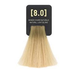 INCOLOR [8.0] Светлый блондин натуральный (100 мл)