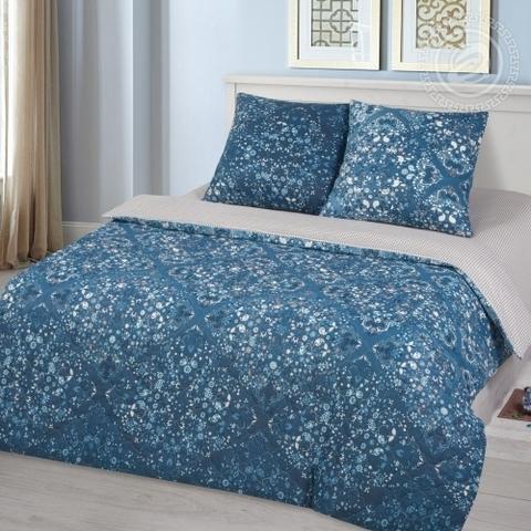 Комплект постельного белья Лазурит Премиум