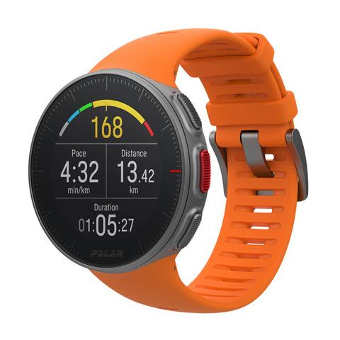 Мультиспортивные GPS-часы POLAR Vantage V оранжевые