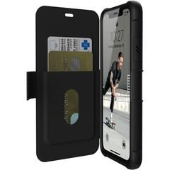 Чехол Uag Metropolis для iPhone 11 Pro MAX черный (Black)