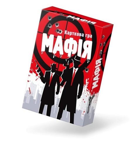 Мафія. Карткова гра для компанії