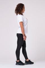 Женская футболка Nebbia Women`s T-Shirt 592 White