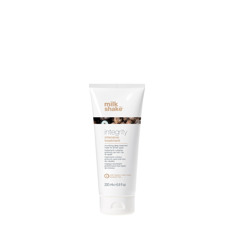 Питательная маска для волос на основе масла муру-муру / Milk Shake integrity intensive treatment 200 мл