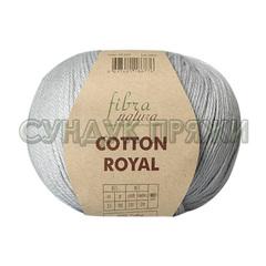 Cotton Royal 18-723 (Серый жемчуг)