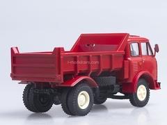 MAZ-503A tipper 1970 red 1:43 Nash Avtoprom