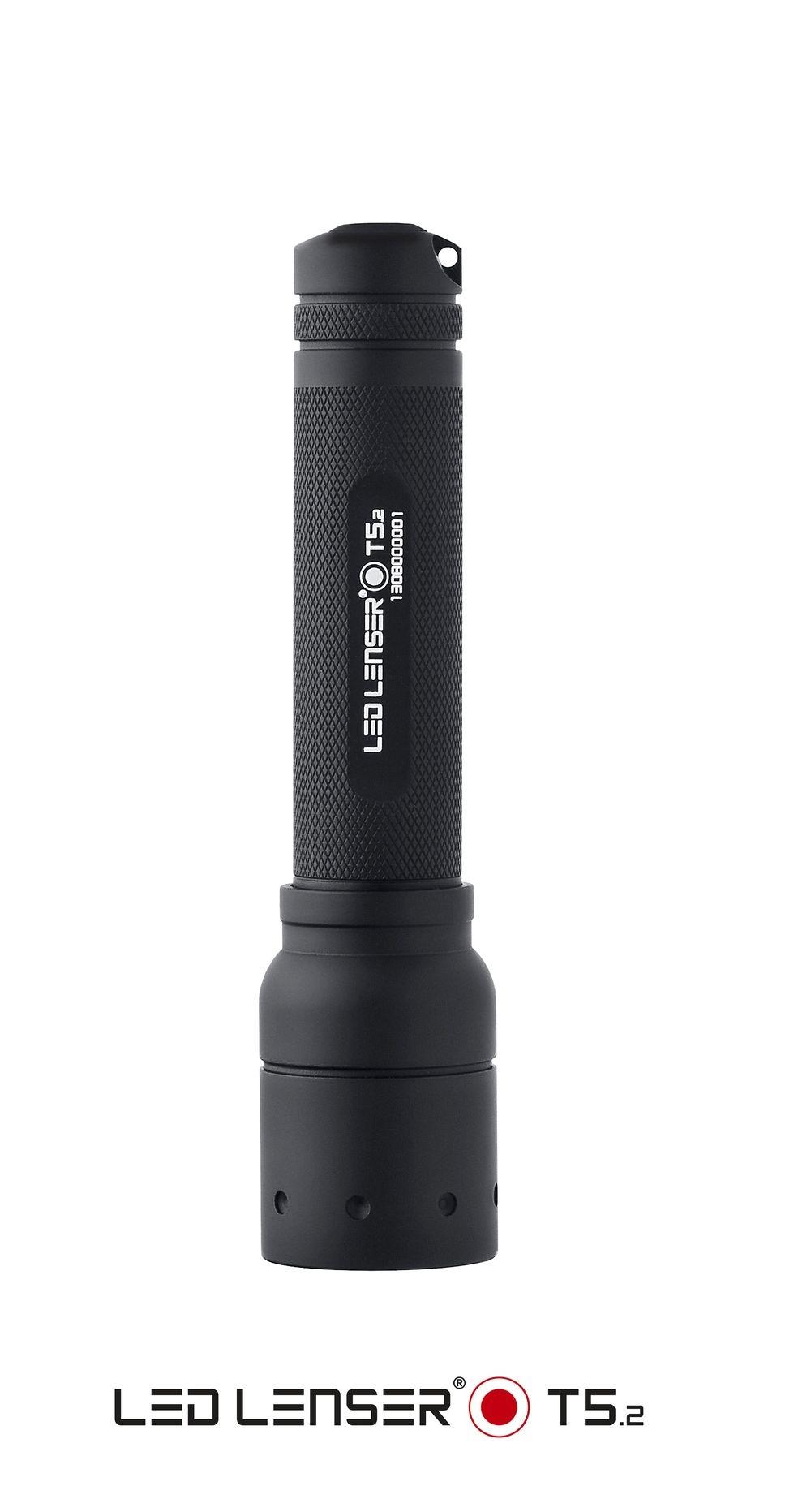 Светодиодный фонарь LED LENSER T5.2 (9805)